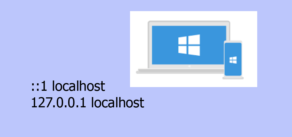 How to Edit DNS Hosts File and setup a local website in Windows